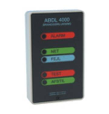 ADI Alarm System ABDL
