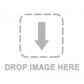 Fuga AB afdækning til 2 x USB lader, 1 modul, hvid