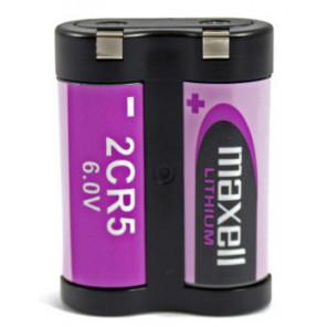 Maxell batteri 2CR5 til oras armatur 6v.